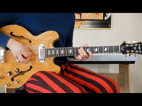 Watch The Beatles - Get Back - Guitar Cover - John and George on YouTube
