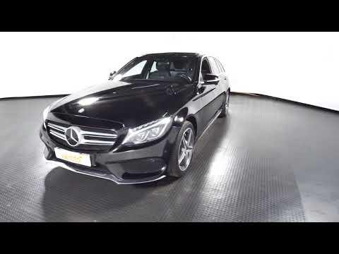 Mercedes-Benz C 250 BlueTec Touring AMG Aut. 204 hv, Farmari, Automaatti, Diesel, RSM-683