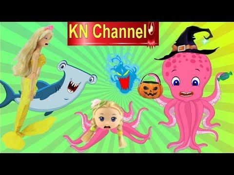 Hoạt hình KN Channel BÉ NA CỨU VOI CON THOÁT KHỎI HỔ DỮ | Hoạt hình