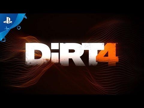 DiRT 4 - Announce Trailer | PS4 thumbnail