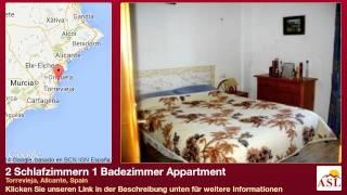 preview picture of video '2 Schlafzimmern 1 Badezimmer Appartment zu verkaufen in Torrevieja, Alicante, Spain'