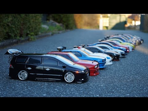 Drifting Cars 2018 | RC Sweden 08