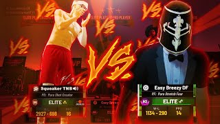 DONJ 2.0 IS BACK!!😂 EASY BREEZY DF vs TNB SQUEAKER ON NBA 2K19!! WHO GOT EXPOSED?? (MUST WATCH)