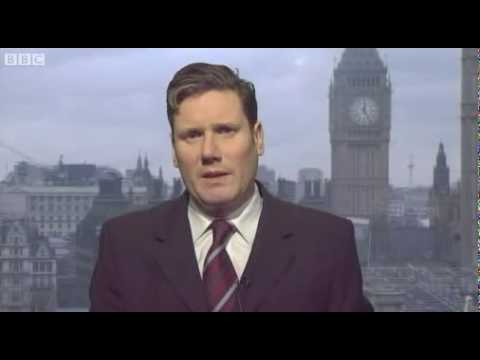 Euthanasia: Keir Starmer DPP on assisted suicide guidelines