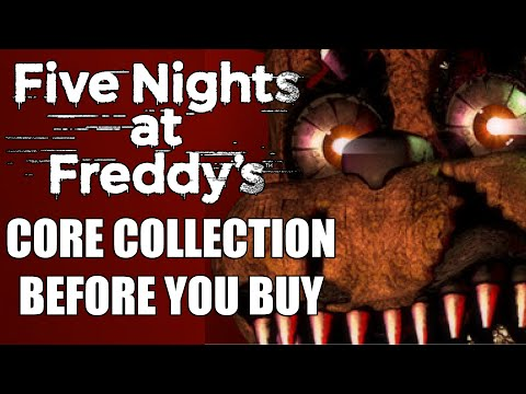 Five Nights at Freddy's: The Core Collection - 5 Things You Need To Know Before You Buy