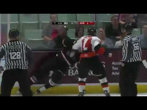 Ethan Sakowich vs. Ryan Jevne
