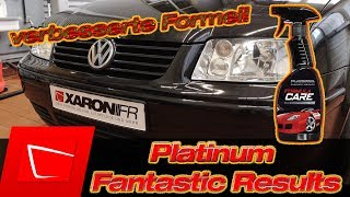 Platinum Fantastic Results - Formula Care Test - Media Shop Bestseller- 1 Million zufriedene Kunden