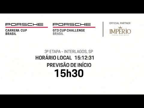 Etapa 03 - Interlagos - Qualify AO VIVO