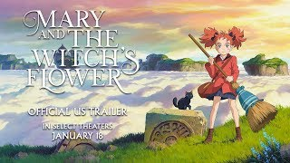 Trailer of Mary and the Witch's Flower (2017)