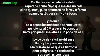 A Solas Remix - (Letra)   Letras Rap