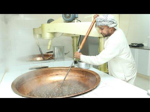 The Making of Omani Halwa