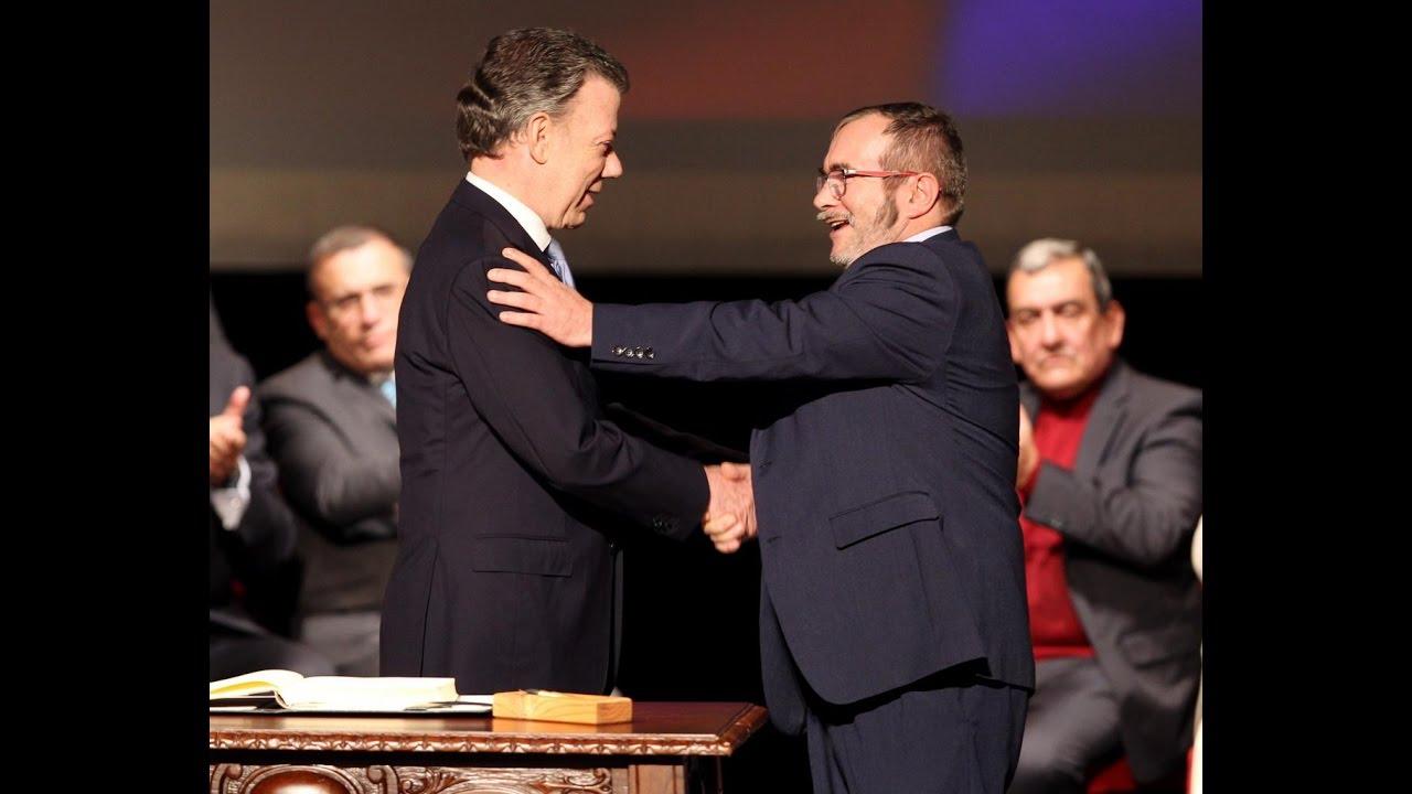 Más desacuerdos en Colombia tras firma de nuevo pacto de paz