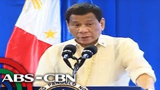 [ABS-CBN]  Pres. Duterte speaks in Davao City | 19 Feb 2019