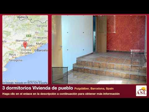 3 dormitorios Vivienda de pueblo se Vende en Puigdàlber, Barcelona, Spain