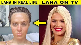 10 WWE Wrestlers Who Look Different in Real Life 2020 - Lana with No Make Up