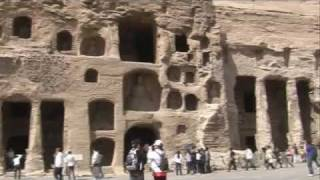 Video : China : The YunGang Grottos 云冈石窟, DaTong, ShanXi province - video