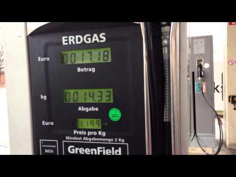Der Aufwand des Benzins opel mokka 1.8 Mechaniker