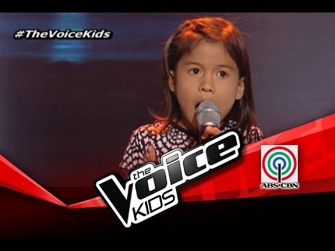 "The Voice Kids Philippines Blind Audition Teaser - ""Halik"" by Lyca"