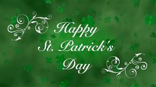 A video for Saint Patrick's Day