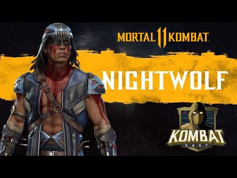 Nightwolf returns to Mortal Kombat! thumbnail