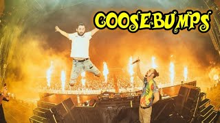 Tracks that will give you GOOSEBUMPS 2018