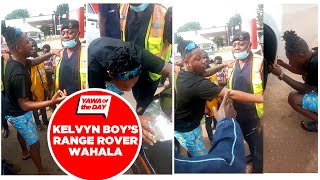 Yawa Of The Day: Kelvyn Boy's Range Rover Yawa