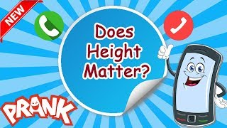 Nepali Prank Call -Asks Short People About Height