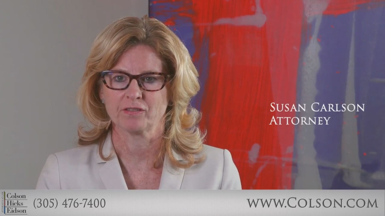 Meet Miami Attorney Susan Carlson