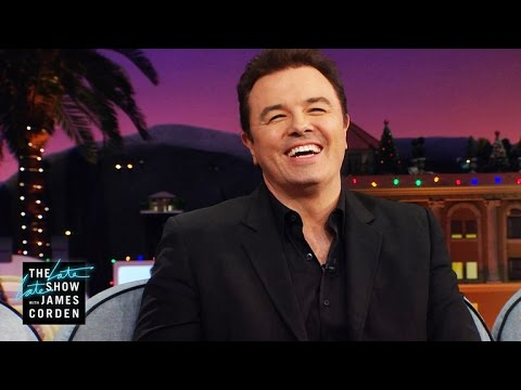 Seth MacFarlane Recalls Being Donald Trump's Roast Master