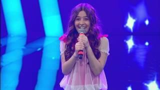 Ece Zehra Hocaoğlu - Kalp Kalbe Karşı Derler (O Ses Çocuklar Türkiye) 1. Sezon 4.Bölüm