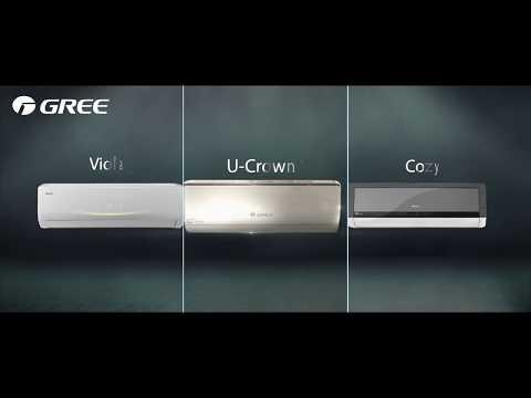 GREE AC Largest Inverter Range