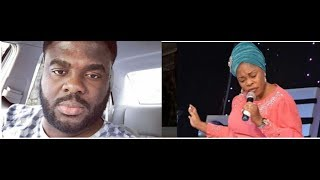 Aremu Afolayan Tells Tope Alabi To Her Face On How Her music Saved Him From Committing Suicide