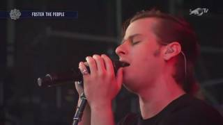 Foster The People - Pseudologia Fantastica || Lollapalooza Chicago 2017