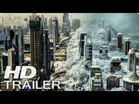 GEOSTORM Trailer German Deutsch (2017)