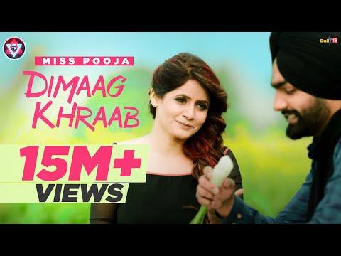 Dimaag Khraab ft Ammy Virk  Miss Pooja