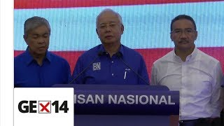 Najib: Agong to decide who will be sworn in as PM