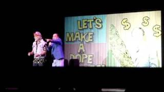 Cheech and Chong:  Let's make a dope deal