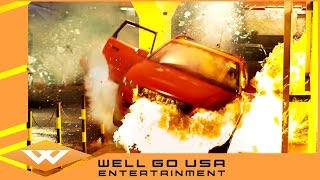 Asian Action Movies: Wild City (2015) - Official Trailer | Well Go USA