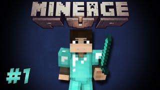 Minecraft PvP Series: Episode 1   Epic Obsidian Base