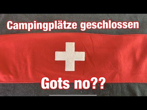 Schweizer Campingplätze bleiben geschlossen ?!?!