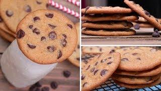 quick easy choc chip cookie recipe