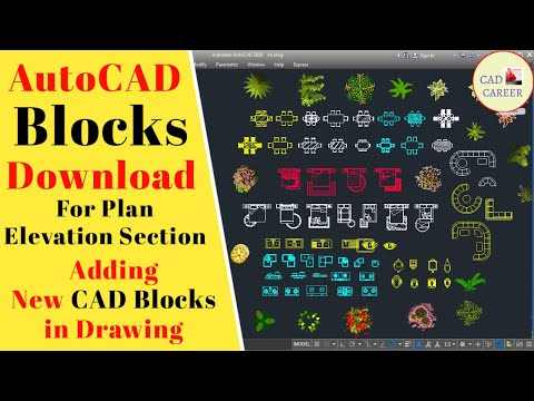 Cad Blocks Free Download And How To Use It New Cad Blocks Download