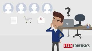 Lead Forensics video