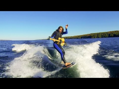 GoPro Music: Wake Surf Guitar