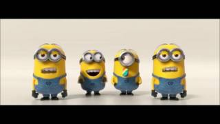 I will create funny minions video, adding your LOGO and text for promotion