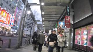 2015-04-07 A walk in Tokyo