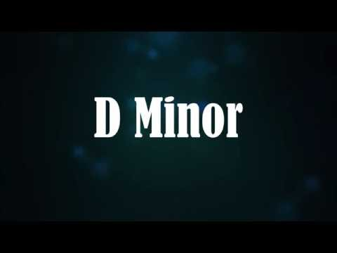 Epic Guitar Backing Track in D Minor