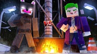Funtime Batman VS The Joker! Minecraft FNAF Roleplay