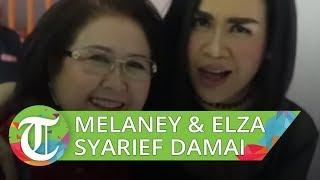 Elza Syarief dan Melaney Ricardo Damai