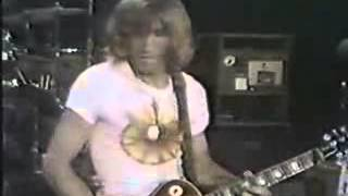 Barnstorm (with Joe Walsh) - The Bomber, live 1972